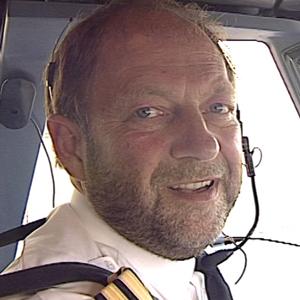 Captain Alan Dix