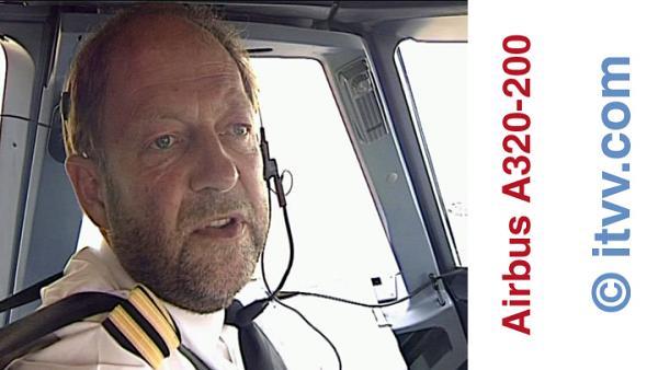 ITVV A320-200 Captain Alan Dix