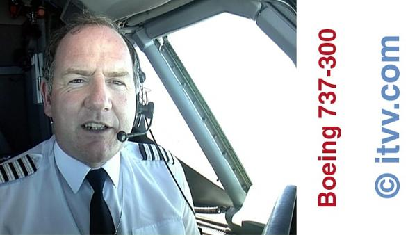 ITVV B737-300 Captain John Mahon