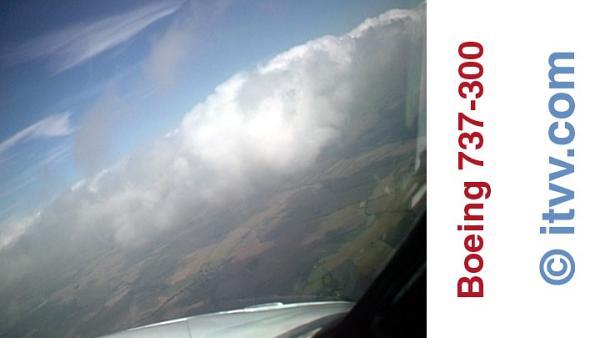 ITVV B737-300 Cockpit Pilots Eye View