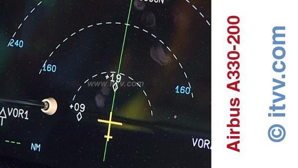ITVV Airbus A330-200 NAV TCAS