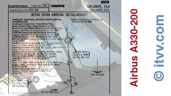 ITVV Airbus A330-200 Orlando STAR