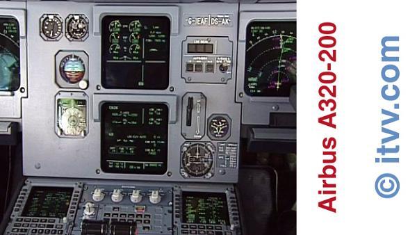 ITVV A320-200 Flightdeck Streaming