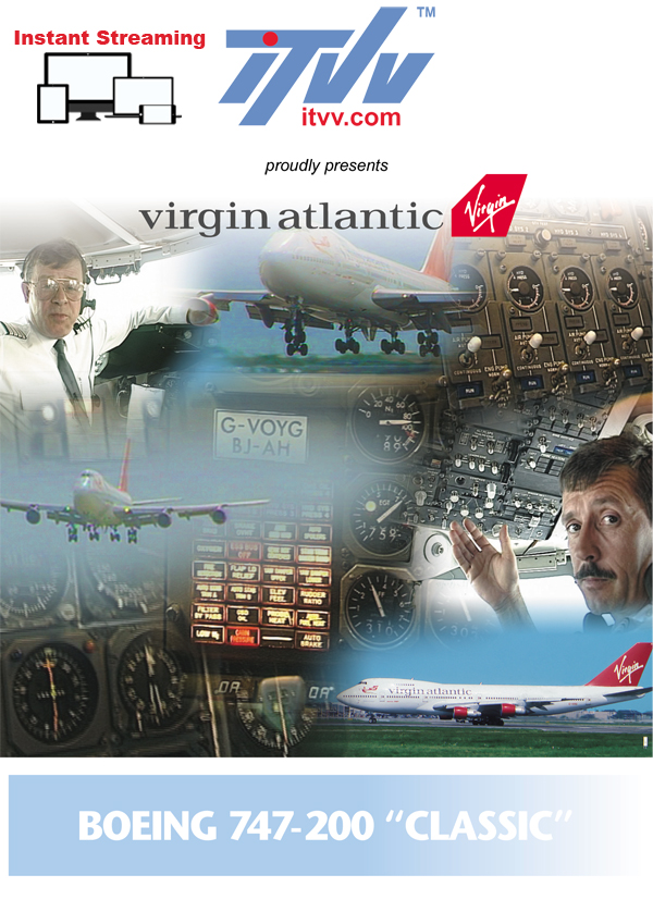 ITVV Boeing 747-200 Classic Instant Streaming